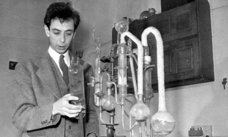 Robert Oppenheimer, 1922