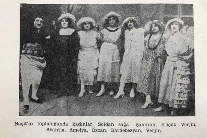 osmanli doneminde tiyatro
