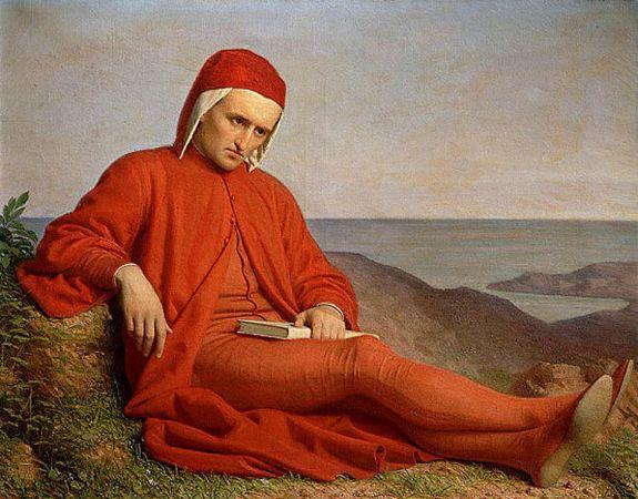 Dante In Exile, Fernando S. Aldado