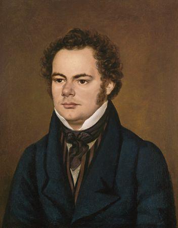 Franz Eybl, Franz Schubert, 1827