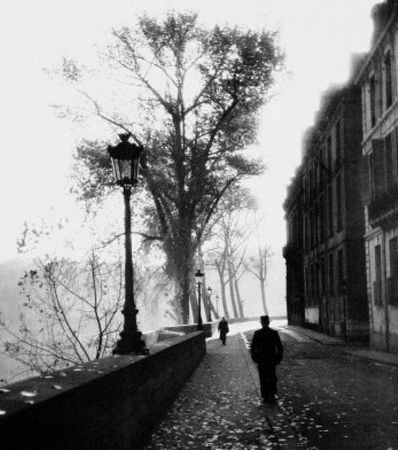Izis Bidermanas, Ile Saint-Louis, Paris, 1946