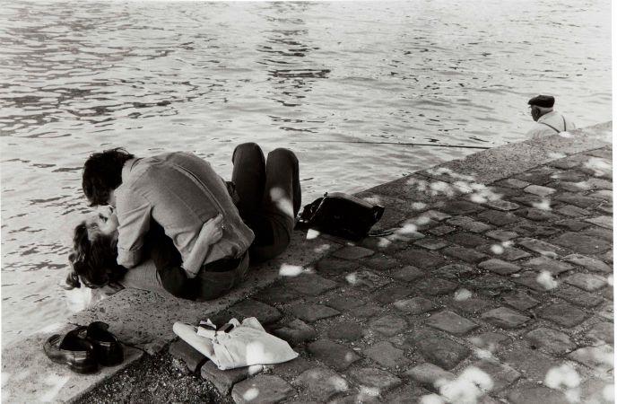Izis Bidermanas, Paris, 1976