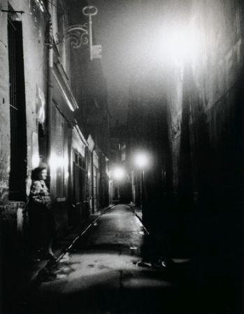 Izis Bidermanas, Rue Brantôme Paris, 1947