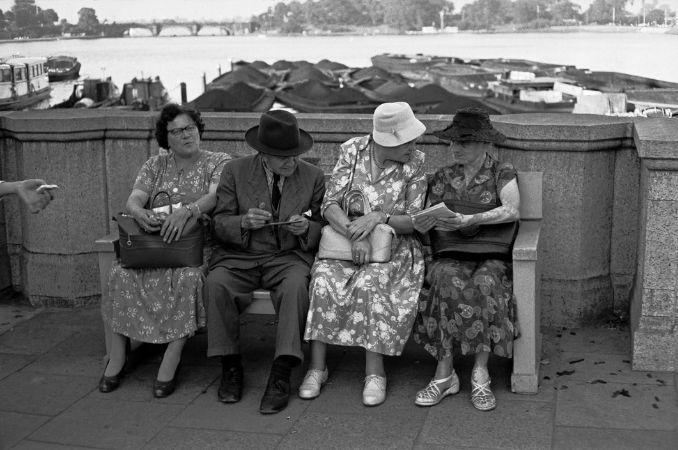 Erich Lessing, Almanya, 1958