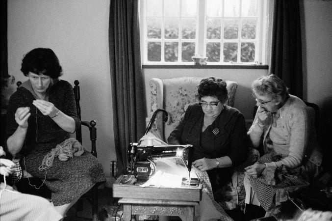 Eve Arnold, İngiltere, 1961