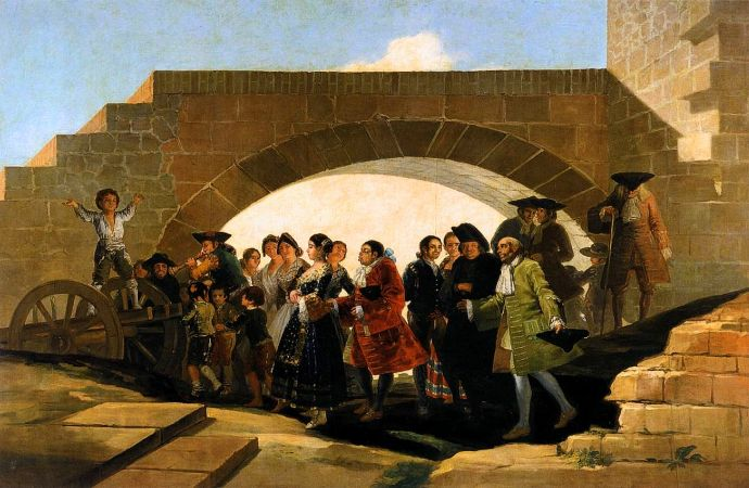 Francisco Goya, The Wedding, 1791-92