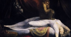 Henry Fuseli, The Nightmare, 1781