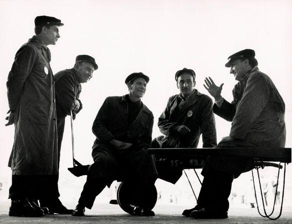 Herbert List, İtalya, Roma, 1950