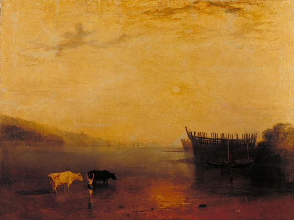 Joseph Mallord William Turner, Teignmouth, 1812