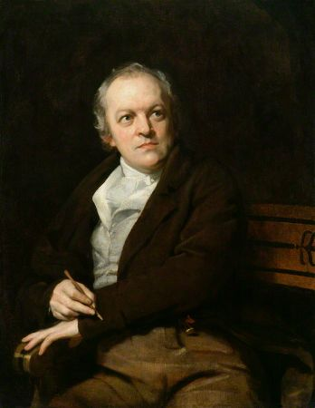 Thomas Phillips, Portrait of William Blake