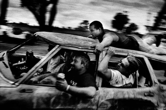 Trent Parke, Avusturalya, 1999