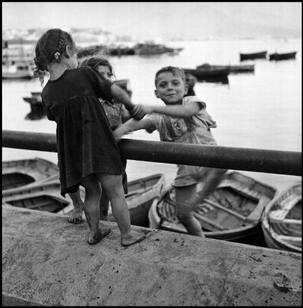 Wayne Miller, İtalya, Napoli, 1944
