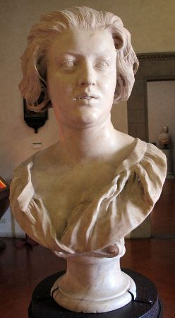 Bust of Costanza Bonarelli, 1637-38