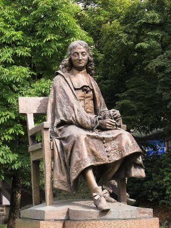 Eugène Guillaume, Statue de Blaise Pascal