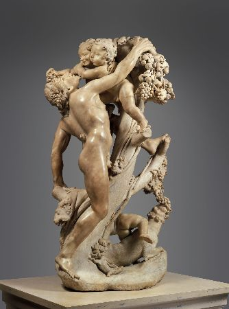 Faun Teased By Children, 1616-17