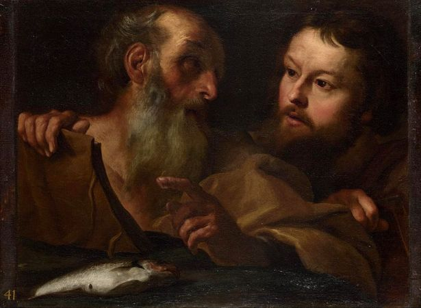 Saint Andrew and Saint Thomas, 1627