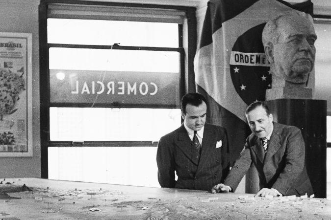 Stefan Zweig, Brezilya, 1930