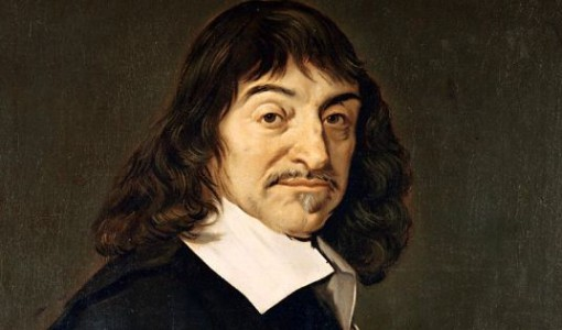 Frans Hals, Portrait of René Descartes