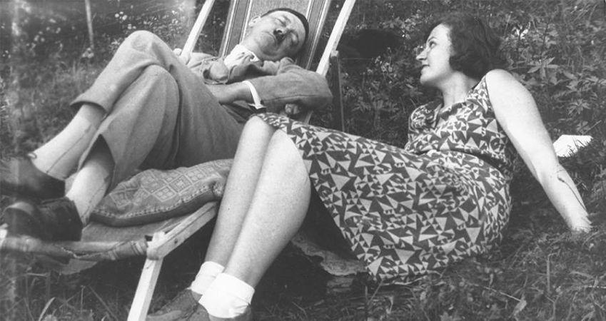 Hitler, Angela Maria Geli Raubal ile