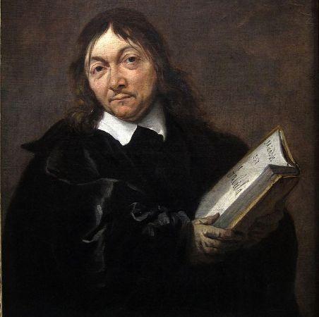 Jan Baptist Weenix, Portrait of René Descartes, 1647-49