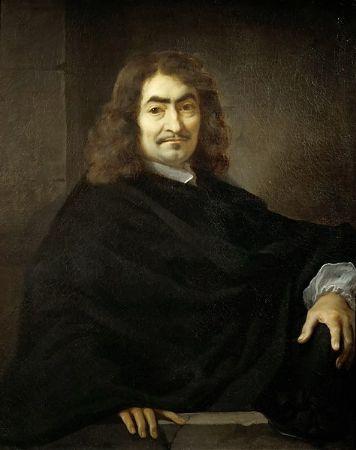 Sébastien Bourdon, Presumed Portrait of René Descartes