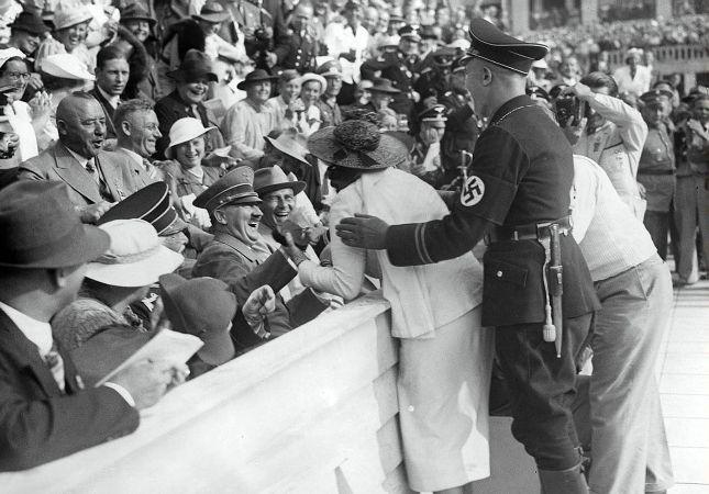 adolf hitler, 1936