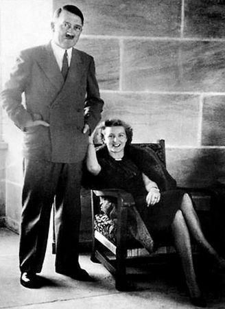 hitler ve eva braun, 1938