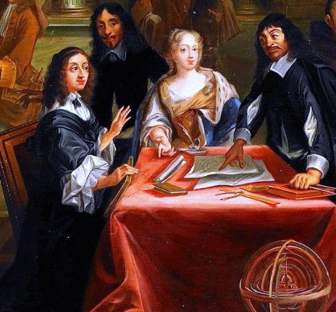 queen kristina and descartes