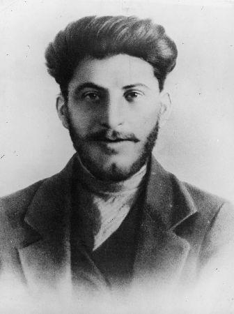 stalin, 1906
