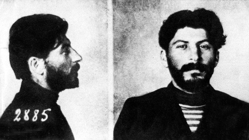 stalin, 1908