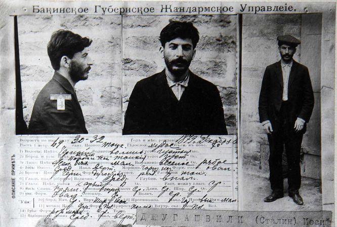 stalin, 1910