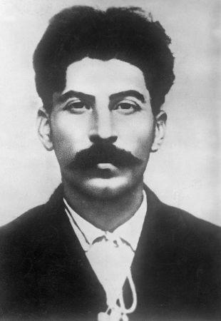 stalin, 1911