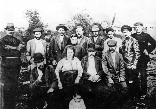 stalin, 1915