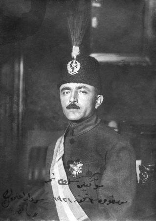 enver pasa, 1921