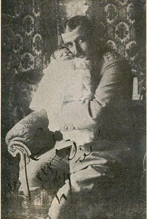 ilk cocugu mahpeyker, 1917