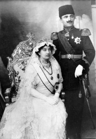 naciye sultan ve enver pasa evlilik
