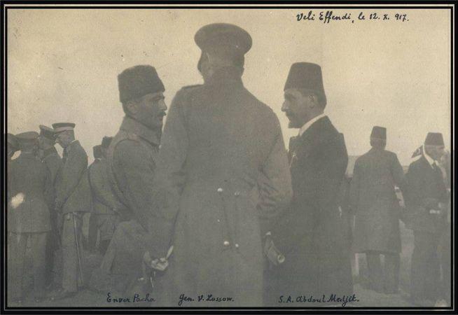 veli efendi 1917