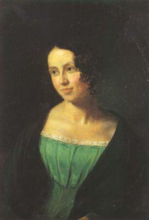 Emil Bærentzen, Regine Olsen, 1840