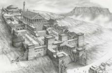İskenderiye Kutuphanesi
