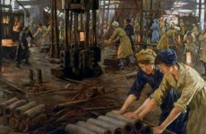Stanhope Forbes, The Munitions Girls, 1918