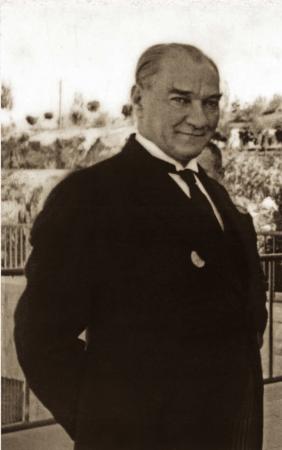 ataturk, ankara, 1934