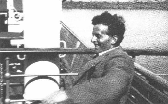 wittgenstein, 1936, fransa