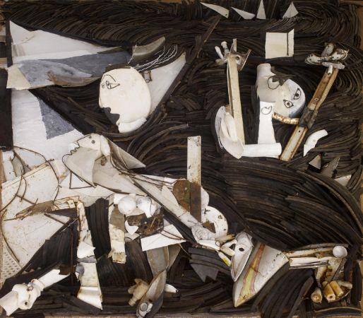 Bernard Pras, Guernica, 2 (Picasso)