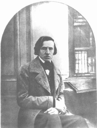 Chopin'in tek fotoğrafı, 1849