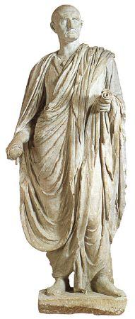 Cicero Heykeli, Ashmolean Müzesi, Oxford