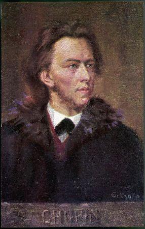 Mary Evans, Frédéric Chopin