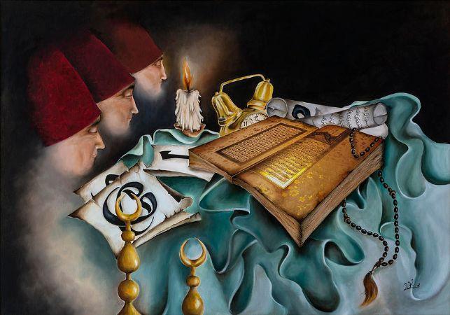 Nurhayat Koseoglu Altun, Sufi Dervishes