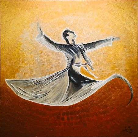Saima Yousuf, Whirling One