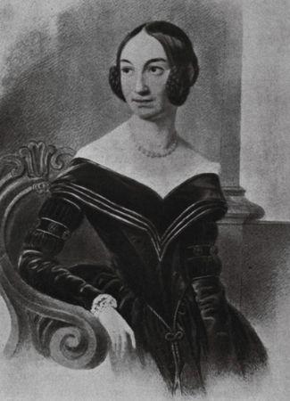 Stanisław Marszałkiewicz, Maria Wodzińska, 1840