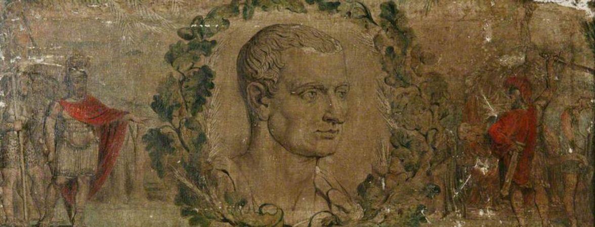William Blake, Marcus Tullius Cicero